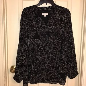 COLDWATER CREEK Blouse 1X